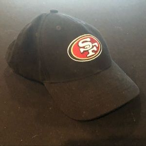 49ers youth adjustable hat